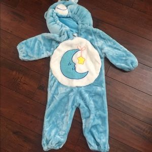 Care Bear bedtime bear Blue Halloween Costume 1-2